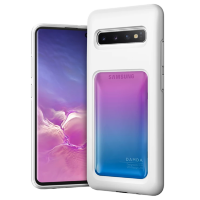 Чехол VRS Design Damda High Pro Shield для Galaxy S10 PLUS Pink Blue