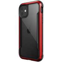 Чехол Raptic Shield для iPhone 12 mini Красный